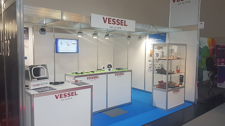 Productronica VESSEL Stand